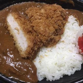 カツカレー(ディナーベル ススキノ南7条店)