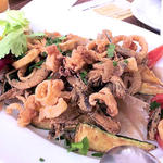 魚介と野菜のフリット盛り合わせ(ヴァカンツァ (VACANZA))
