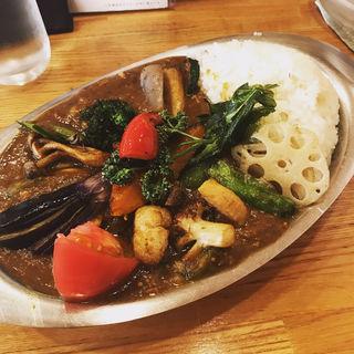 野菜チキン プチ