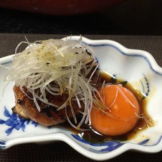 鶏つくね(割烹 なか川 祇園店 (なかがわ))