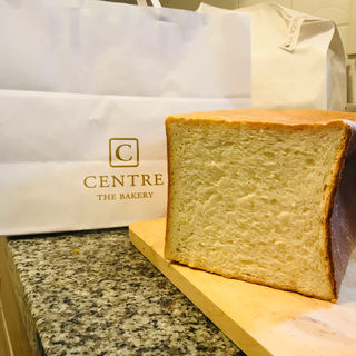 角食パン(セントル ザ・ベーカリー (CENTRE THE BAKERY))
