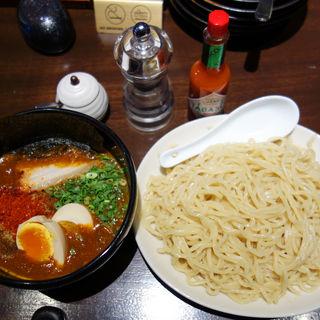 魚介豚骨スパイスカレーつけ麺(英国昇龍 (EIKOKU SHORYU))