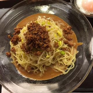 汁なし坦々麺(八仙閣 博多デイトス店)