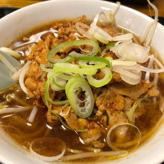 ニクシチ麺(食事処 志野 )