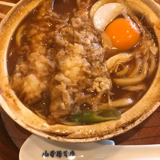 味噌煮込みうどん(山本屋本店 栄本町通店 (やまもとやほんてん))