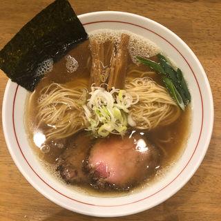 中華そば 並(麺処 えぐち )