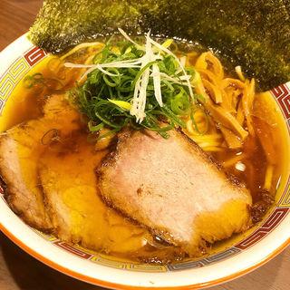 鶏中華そば(麺屋坂本)