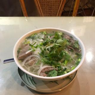 フォーボー(北ベトナム風のうどん)(ジャンズ (Giang's))