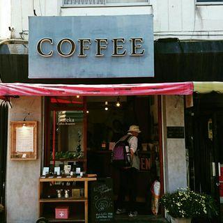 アイスコーヒー(エウレカコーヒーロースターズ (Eureka Coffee Roasters))