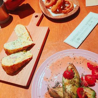 オムレツ(カイテキ カフェ (KAITEKI CAFE))