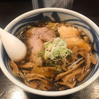 醤油らーめん(とっかり 茨木店)