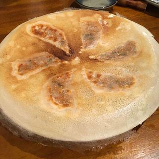 羽付き焼き餃子(餃子坊 豚八戒)