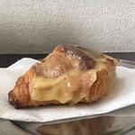 ベーコンとゴーダチーズのピザクロワッサン(手造りクロワッサン専門店 ラパン )