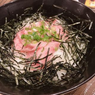 ねぎとろ丼(ガスト 池袋西口店 )