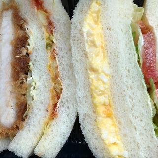 (サンドイッチの店 サザエさん )