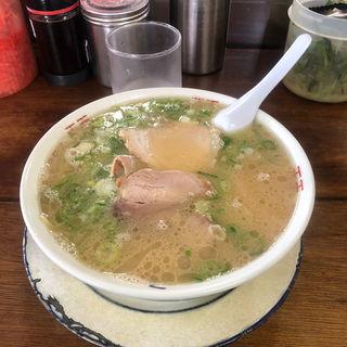 ラーメン(ふくちゃんラーメン田隈本店)