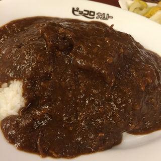 スペシャルビーフカリー(ピッコロ ホワイティ梅田店 )