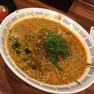 担々麺+炒飯(いっと )