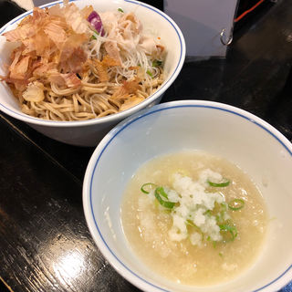 みぞれつけ麺〜塩味(ロックンビリーS1 (スーパーワン))