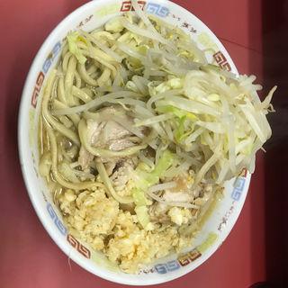 大ラーメン豚入(豚4)(ラーメン二郎 ひばりヶ丘駅前店 (らーめんじろう))