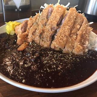 カツカレー(Curry & Cafe Afterglow(アフターグロウ))
