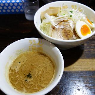 魚介とんこつつけ麺(ラーメン海鳴 清川店)