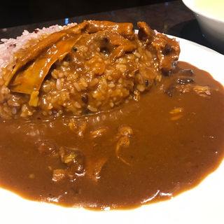牛すじカレー(銀山亭 都町店)