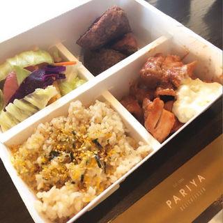 ライス&デリボックス(玄米)(パリヤ 渋谷東急東横店)