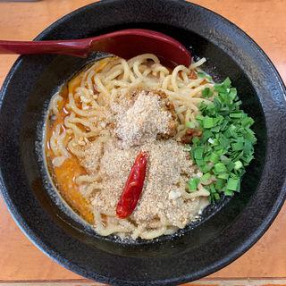 汁なし坦々麺 (冷)(蔵元 市川真間店)