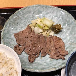 牛たんランチ(牛たん料理 大黒や ジョイナステラス二俣川店)