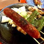 ウインナー(串焼き)