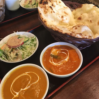 Bランチ(ルンビニ (インド料理&カフェ))