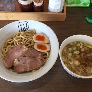 淡麗しゃばしゃば塩つけ麺(麺屋 翔 )