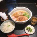 銀笹塩ラーメン