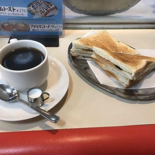 のりトースト(珈琲専門店 エース (コーヒーセンモンテン・エース))