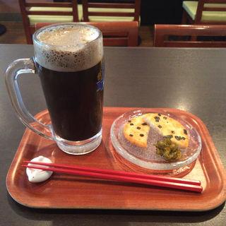 ほうじ茶ビール(森乃園)