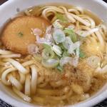 丸天うどん  柔らか麺(丼拓 八重洲店 )