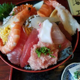 海鮮丼(なかの )