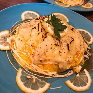 レモンバター(レディースサイズ、炙りチーズトッピング)(サンバード)
