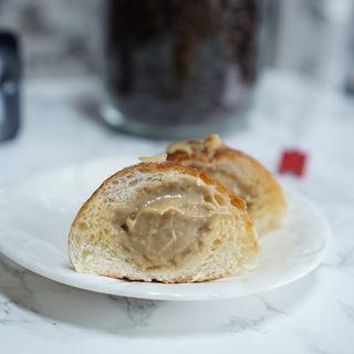 紅茶のクリームパン BREAKFAST(Pain KARATO Boulangerie Cafe)