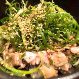 ネギ豚丼(ラーメン坊也哲 )