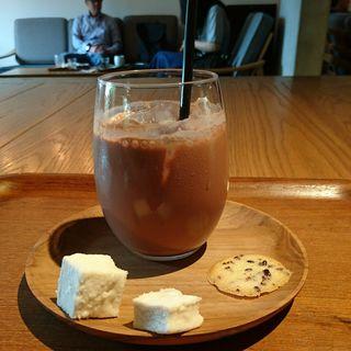 クラブアイスチョコレート(ダンデライオン チョコレート ジャパン (Dandelion Chocolate Japan))