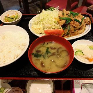 焼肉定食(高伸)