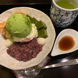 抹茶スペシャル(古蓮茶房 エマックス久留米店 )