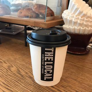 ハンドドリップコーヒー(ザ ローカル(THE LOCAL))