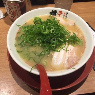 ラーメン(ラーメン横綱 阪急三番街店 )
