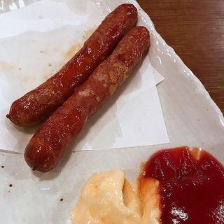 チョリソー(わら焼きと串カツ わら焼き部 京橋店 )