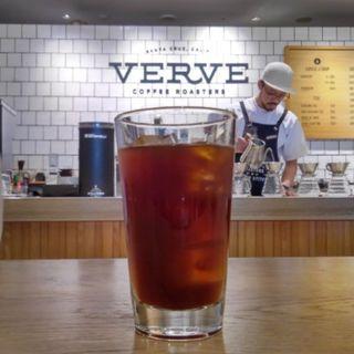 コールドブリューコーヒー(ヴァーヴ コーヒー ロースターズ (VERVE COFFEE ROASTERS))