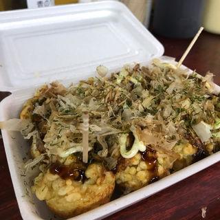 たこ焼き(大阪で1番おいしいたこやきくん なんば店 )