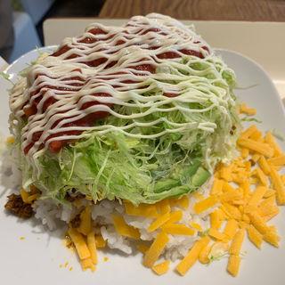 タコライス アボカドチーズ(ハモニカ・クイナ (HAMONICA Quina))
